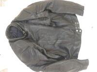 ladies motor cycle jacket