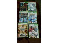 Xbox 360 6 x games