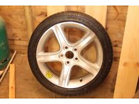 Lexus Spare Wheel for Lexus is300 or is 250