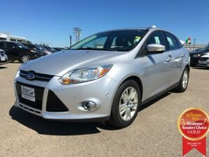2012 Ford Focus SEL *Nav* *Wifi* *Backup Cam* *Heated Leather*