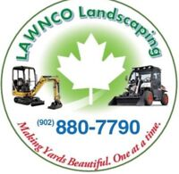 LawnCo Landscaping & Bobcat Services