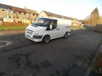 WANTED FORD TRANSIT VAN