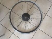 26 inch electric wheel