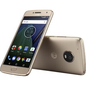 Moto G5 Plus XT1687 32GB Smartphone  -- Brand new, Unlocked