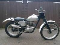 BSA c15 pre65 trials bike v5