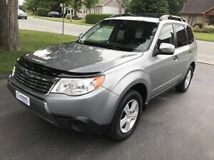 2010 SUBARU FORESTER 2.5 X PZEV OUTDOOR PACKAGE * AUTOM + FULL *