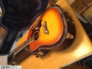 Epiphone Dove Pro Electric Acoustic