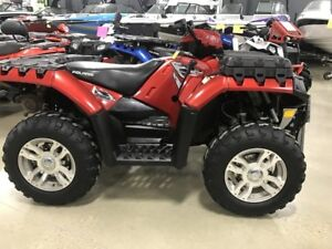 USED 2009 Polaris Sportsman 850 EFI XP ONLY $4500.