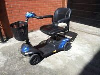 Mobility Scooter as New