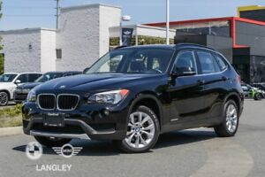 2013 BMW X1 xDrive28i Executive and Premium Packages!!
