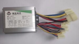 24V / 500 Watts Controller for E-bike, Electric scooter,
