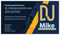 DJ Service for Weddings and Wedding Socials