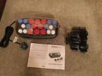 BaBliss Pro Heated Ceramic Roller Set20 heated rollers