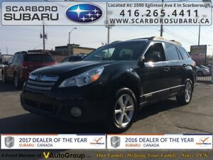 2013 Subaru Outback 3.6R Limited PKG,  FROM 1.9% FINANCING AVAIL