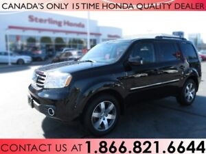 2015 Honda Pilot TOURING | 1 OWNER | NAVIGATION