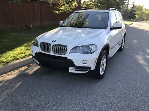 2010 BMW X5 diesel navigation including safety and emission