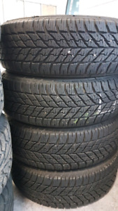 Snow Tires almost new Good Year Ultra Grip