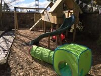 Kids Outdoor Play Frame
