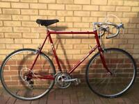 Raleigh Solo Retro Road Bicycle - Large - Fully Serviced