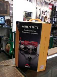 Whisperlite  Portable Backpacking Stove