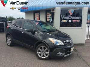 2013 Buick Encore Premium FWD  - Certified - Leather Seats -  Bl