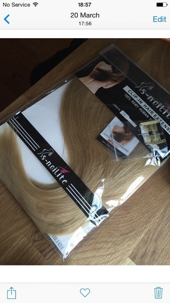 Clip in hair extensions in lowestoft suffolk gumtree clip in hair extensions pmusecretfo Choice Image