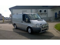 2008 TRANSIT G,L,X, 160K, M.O.T. FEBUARY 2018, HIGH SPECK VAN DRIVES' SUPERB