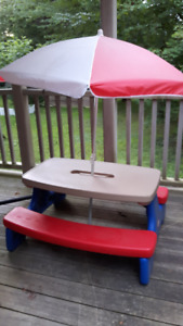 Table à pique nique enfant Little Tikes