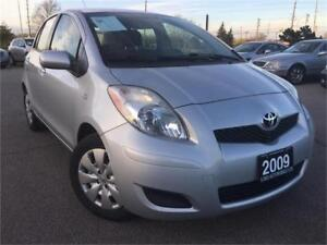 2009 Toyota Yaris LE , Accident Free, Certified, One Owner, 42k