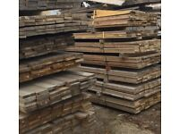 12-16ft pressure treated decking £3.50 each