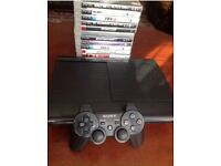 Sony PlayStation 3 console + 13 games Ps3 Bundle
