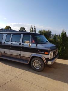 1989 GMC Vandura Minivan, Van