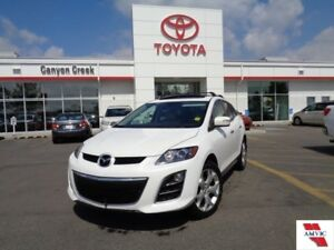 2010 Mazda CX 7 GRAND TOURING TURBO AWD NAVIGATION