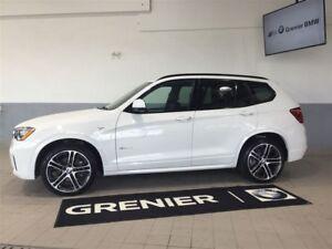 2017 BMW X3 xDrive35i +M pack+Premium pack