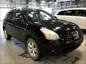 2008 Nissan Rogue SL AWD! Leather Seats! 4CYL! Clean Title!