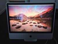 iMac 24 inch perfect condition.