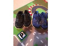 Nike huaraches infant 9.5