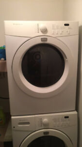 WASHER AND DRYER NEGOTIABLE
