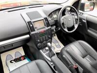 2011 Land Rover Freelander 2.2 SD4 HSE 4x4 5dr Diesel black Automatic