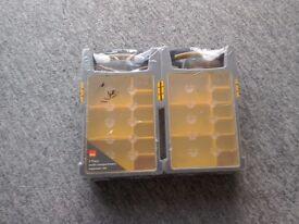 3 piece multi compartment organiser set