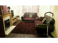 3 + 2 seater sofa and whole living room