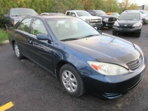 2003 Toyota Camry LE (V6, Automatic) Certified & E-Tested