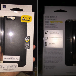 Black Otterbox for iphone 6plus or 6S plus