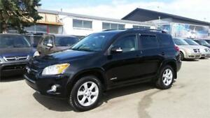 2011 Toyota RAV4 Limited - 4x4. V-6, Leather **BLOWOUT SALE**