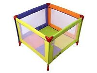 iSafe Zapp and Nap Travel Cot Playpen