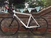 Btwin Triban 3 Road Bike, almost new condition, RRP £299