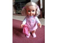 Jessica Doll, Grows when fed with magic bottle and talks - Shipley