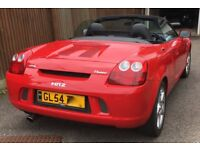 Toyota MR2 Low Mileage Very Good Condition