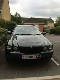 X TYPE JAG VERY LOW MILES