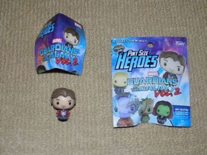 FUNKO UNMASKED STAR LORD PINT SIZE HEROES GOTG VOL. 2